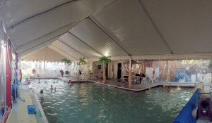 Campbell Pool Panoramic